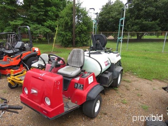 Toro Multipro 1200 SprayPro Cart, s/n 210000160 (No Title - $50 Trauma Care