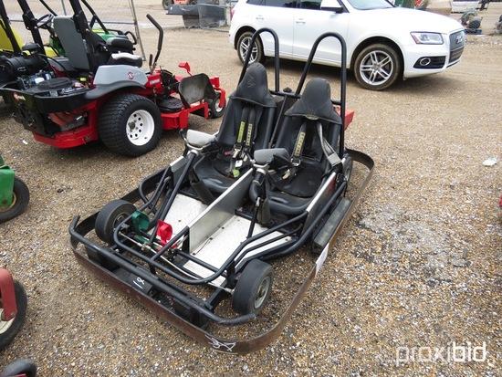 Shaller Go Kart, s/n 7173 (No Title - $50 Trauma Care Fee Applies): 2-seate