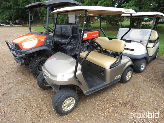 2015 EZGo TXT48 Electric Golf Cart, s/n 3152562 (No Title): 48-volt, Charge