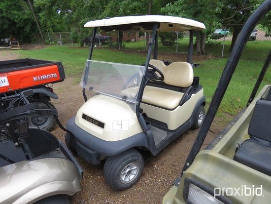 Club Car Precedent Electric Golf Cart, s/n PW0828-927478 (No Title): 48-vol