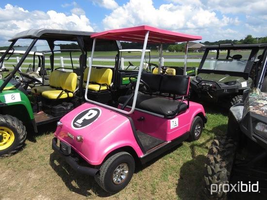 Yamaha Gas Golf Cart, s/n JF2-301994 (No Title)
