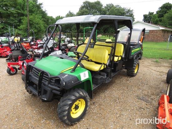 John Deere Gator 4WD Utility Vehicle, s/n RA013087 (No Title - $50 Trauma C