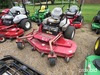 "ExMark Zero-turn Mower, s/n 221081: Model LZZ6KC724: Commercial 72"" Deck, K"