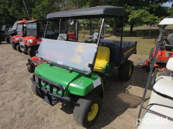 John Deere 4x2 Gator Utility Vehicle, s/n M04X2XD054286 (No Title - $50 Tra
