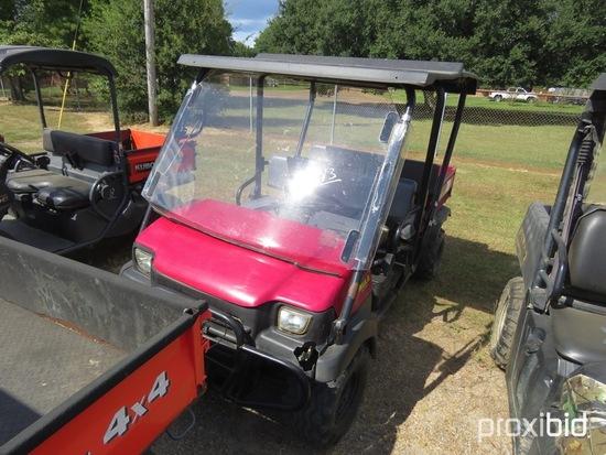 2005 Kawasaki 3010 Mule Utility Vehicle, s/n JK1AFCJ105B500435 (No Title -