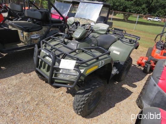 2009 Arctic Cat 500 4WD ATV, s/n 4UF08ATV39T204395 (No Title - $50 Trauma C
