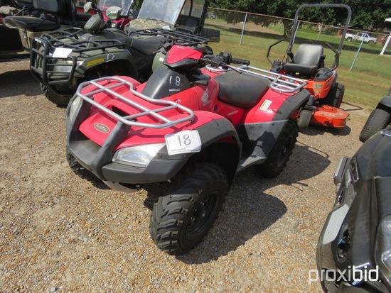 2003 Honda Rincon 650 4WD ATV, s/n 478TE28033A005599 (No Title - $50 Trauma