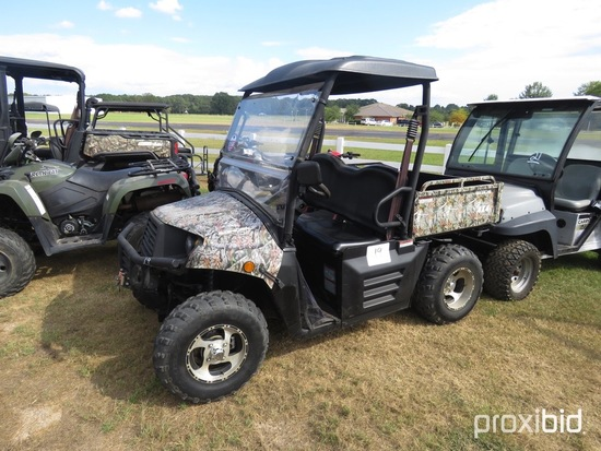 2013 Bennche Bighorn 400 4WD Utility Vehicle, s/n LWGMDSZ19DB000179 (No Tit