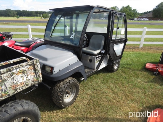 Ingersoll Rand 272 Utility Cart, s/n QG0837953204 (No Title - $50 Trauma Ca