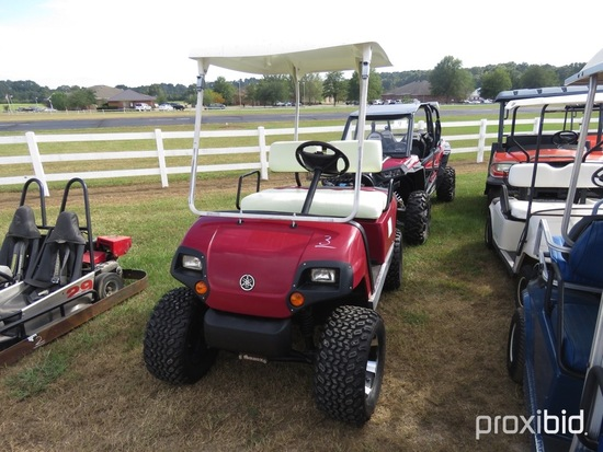 Yamaha Gas Golf Cart, s/n JU0-218225 (No Title): Lift Kit