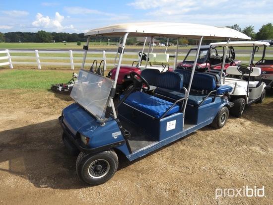Club Car Limo Golf Cart, s/n AA0108-99327 (No Title): 48-volt