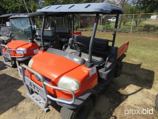 Kubota RTV900 4WD Utility Vehicle, s/n KRTV900A41014450 (No Title - $50 Tra