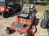 Kubota ZG327PA-60 Zero-turn Mower, s/n 50551: Meter Shows 208 hrs