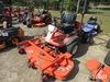 """Kubota F3680 Front Deck Mower, s/n 16854: 72"""" Deck, Diesel, 1276 hrs"""