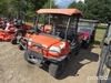 Kubota RTV900 4WD Utility Vehicle, s/n 51261 (No Title - $50 Trauma Care Fe