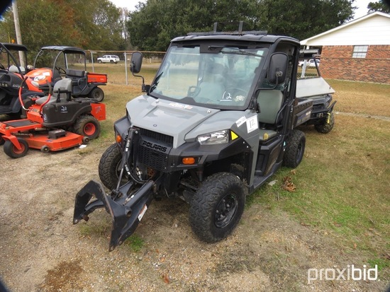 2013 Polaris Brutus 4WD Utility Vehicle, s/n 4XA2M9JD7D7331262 (No Title -
