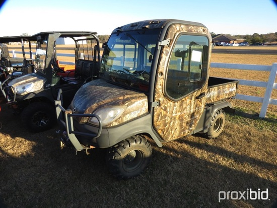 Kubota RTV1100 4WD Utility Vehicle, s/n 30086 (No Title - $50 Trauma Care F