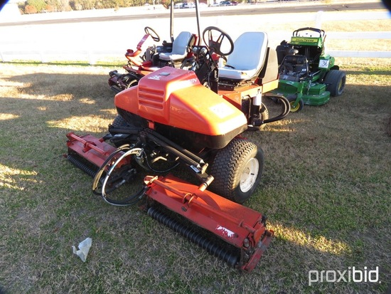 Jacobsen TriKing 1900D Reel Mower, s/n 1940