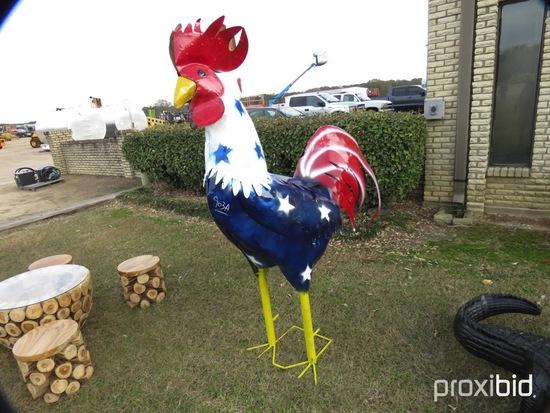Big Standing Chicken