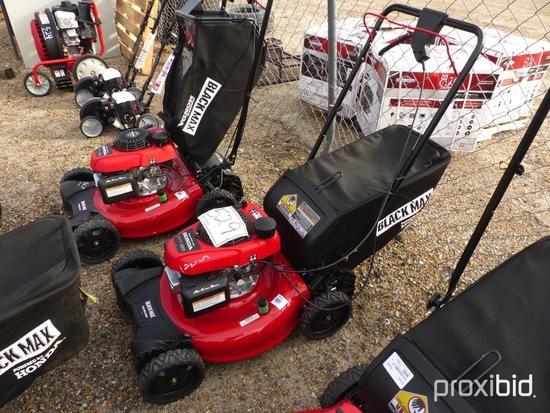 Self-propelled Lawn Mower
