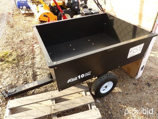 Steel Dump Cart