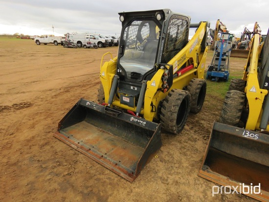 Wacker Neuson SW28 Skid Steer s/n 00694: Transferrable Warranty until 5/31/