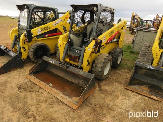 2016 Wacker Neuson SW24 Skid Steer s/n 00616: Transferrable Warranty until