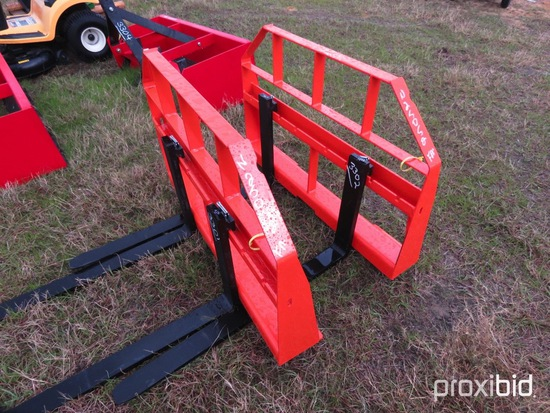 42 in. Forks for Tractor