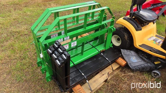New Pallet Forks for Tractor
