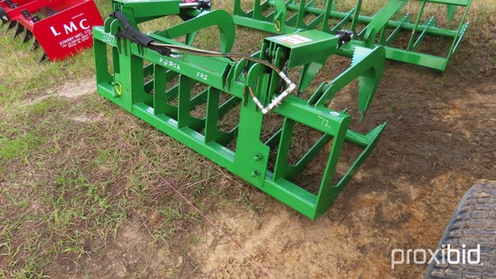 New 72 in. Grapple for Tractor