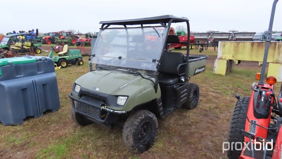 Polaris Ranger XP Utility Vehicle s/n A674388961: Showing 1694 hrs