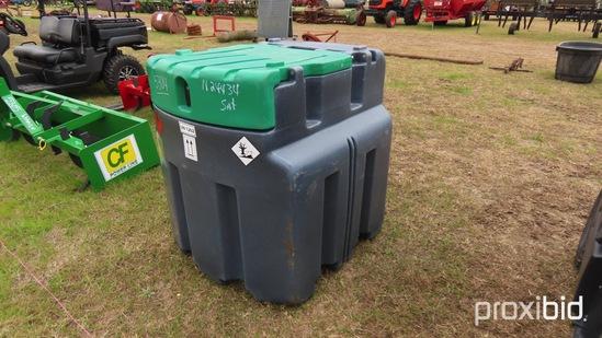 New JFC 250-gallon Fuel Tank: 12V Pump Portable