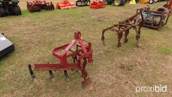 (2) Sets Cultivator