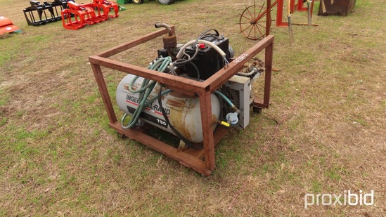 Ingersoll Rand Air Compressor s/n 30T0916775