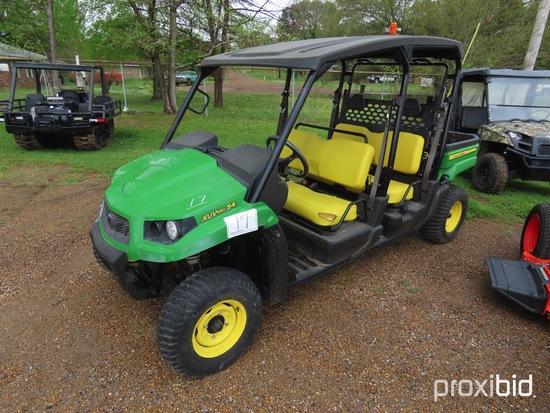 2015 John Deere XUV550S4 4WD Utility Vehicle, s/n 040580 (No Title - $50 Tr