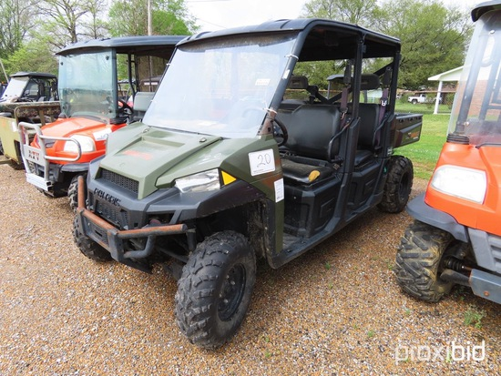 2015 Polaris Ranger 4WD Utility Vehicle, s/n 4XARUAD19FT122682 (No Title -