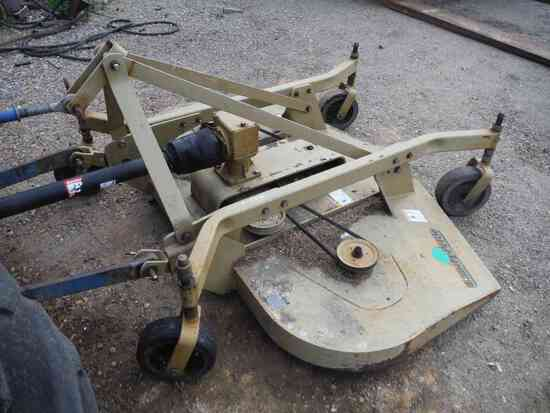 Land Pride FDR2572 6' Finish Mower, s/n 270771: (Located in Philadelphia, M