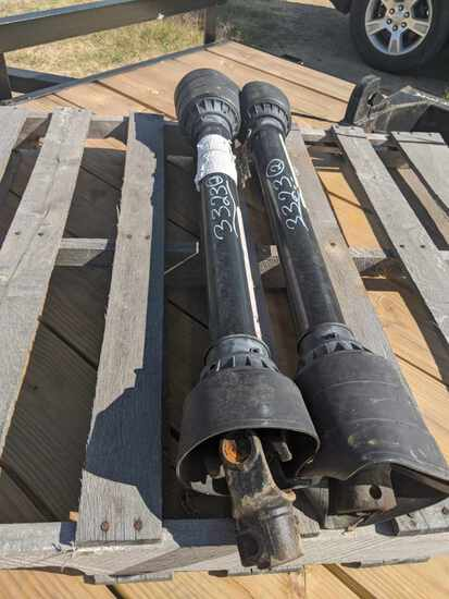 Pallet of 2 TX Drives Lines: (Located in Headland, Alabama)