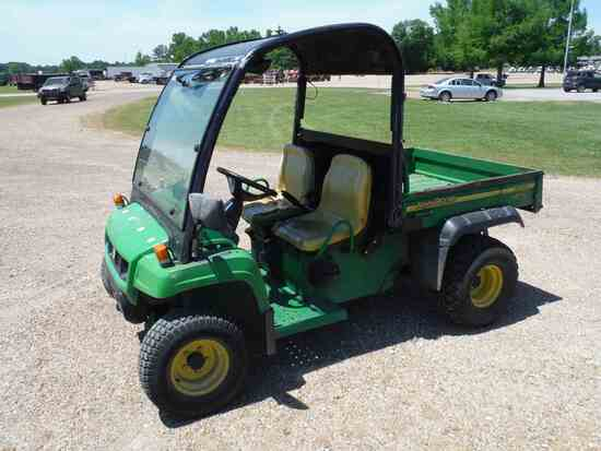 2006 John Deere TX Gator Utility Vehicle, s/n W04X2XD010536 (No Title - $50