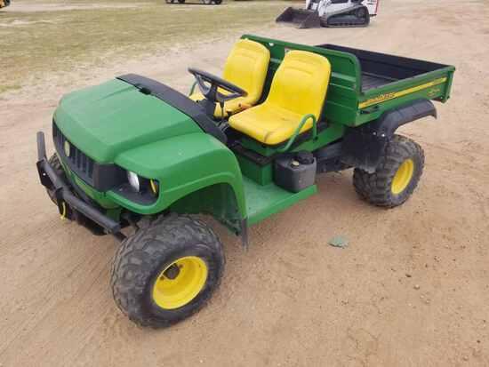 John Deere HPX Gator 4WD Utility Vehicle, s/n M0HP4GX037007 (No Title - $50