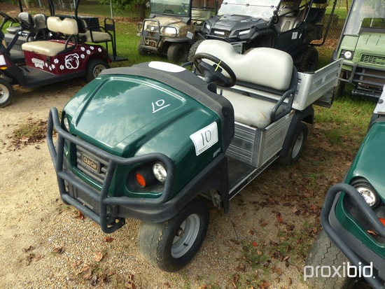 Club Car CarryAll 300 Utility Cart, s/n 646724 (No Title - $50 Trauma Care