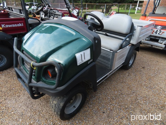 Club Car CarryAll 300 Utility Cart, s/n 646725 (No Title - $50 Trauma Care