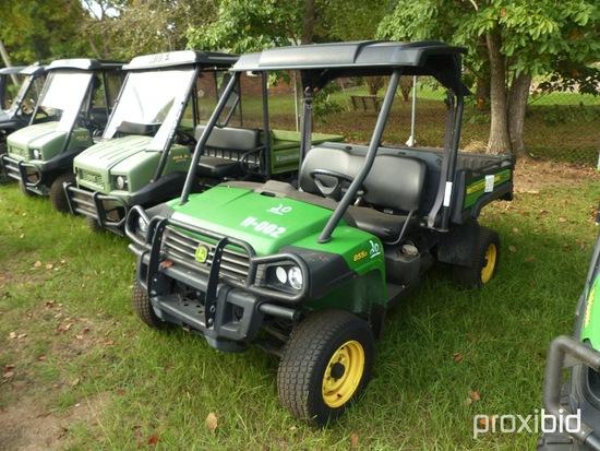 2010 John Deere 855D Gator 4WD Utility Vehicle, s/n 1M0855DSHAM012036 (No T