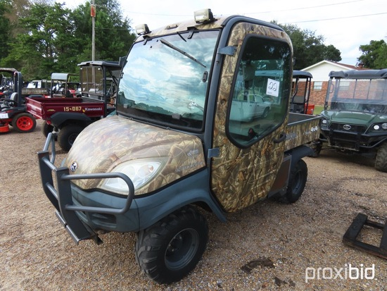Kubota RTV1100 Utility Vehicle, s/n 16093 (No Title - $50 Trauma Care Fee A