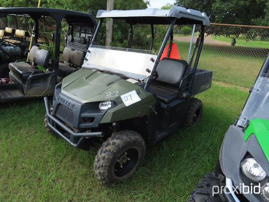 2013 Polaris Ranger 500 4WD Utility Vehicle, s/n 4XARH50A1DE655368 (No Titl
