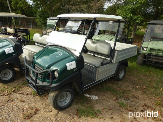 Club Car CarryAll 500 Utility Cart, s/n 600307 (No Title - $50 Trauma Care