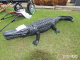 Metal Alligator