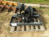 Unused 2020 Wolverine Auger Attachment w/ 12