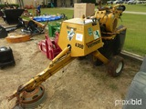 Vermeer 630B Stump Grinder, s/n 1VRC1114521004768: Towable, Wisconsin Eng.