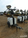 2014 Allmand Night Light Pro II Light Tower, s/n 1063PRO2V14: Telescoping,